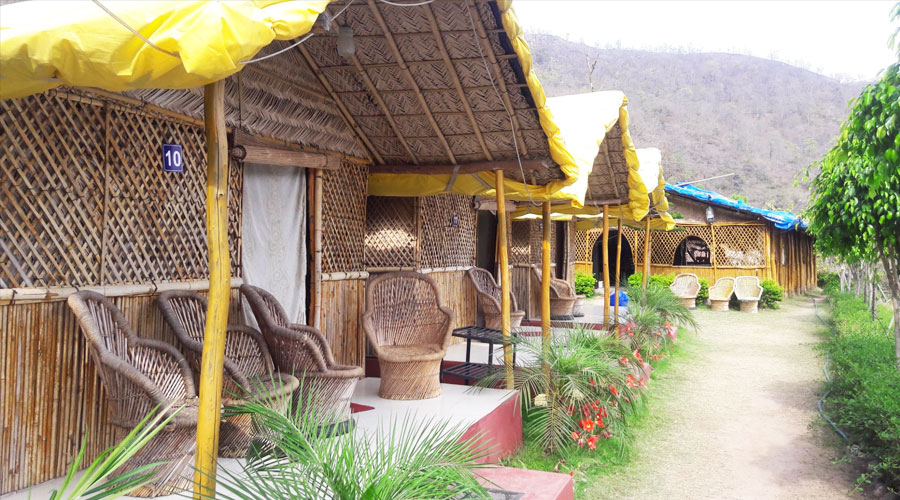 Deluxe Cottage, Rishikesh